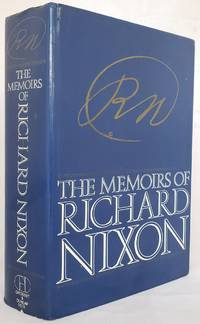Signed First Edition of President Nixon's Memoirs, 1973