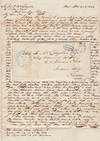 View Image 1 of 7 for ARCHIVE OF A FLAWED SEMINOLE WARS NAVAL HERO Inventory #009515