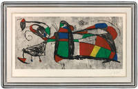 "TR�S JOAN"" [Original Etching] by  Joan Miro - 1979 - from William Reese Company - Literature ABAA-ILAB (SKU: WRCLIT59621)"