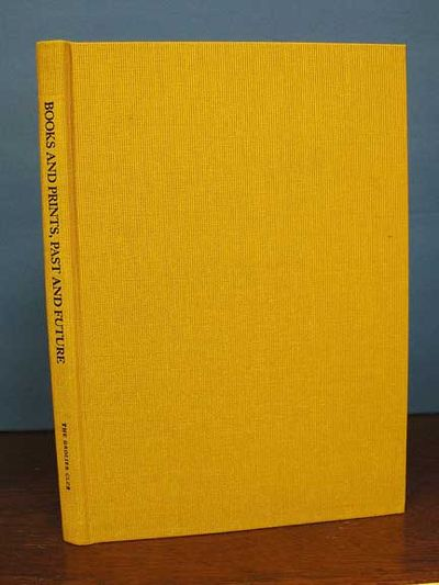 NY: The Grolier Club, 1984. 1st edition. 1000 cc. Rough weave yellow cloth binding with black spine ...
