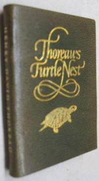 image of Thoreau's Turtle Nest; From the Journals of Henry David Thoreau