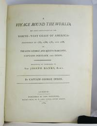Voyage Round the World; but more particularly to the North-West