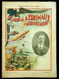 American Aeronaut and Aerostatist -  Vol 1, No 1 October, 1908