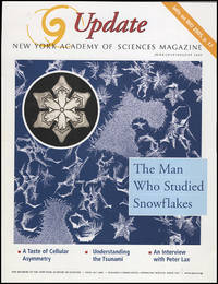 Update: New York Academy of Sciences Magazine (June, July, August 2005)