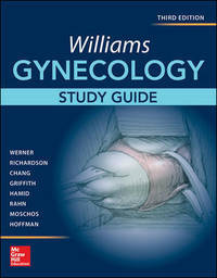 Williams Gynecology, Study Guide