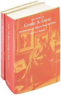 The Diary of George A. Lucas: An American Art Agent in Paris, 1857-1909. 2 volumes