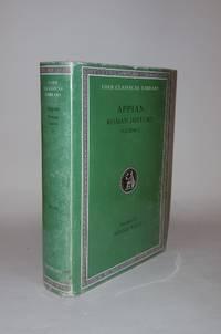 APPIAN'S ROMAN HISTORY Volume I.