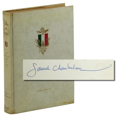 NY: Gourmet, 1958. Hardcover. Very good. First Edition. 374pp+ indices. Tanned overall with some spo...