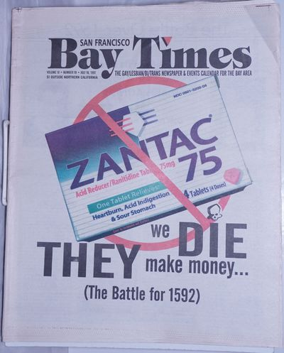 San Francisco: Coming Up!, 1997. Newspaper. 52p. tabloid newspaper, news, events, reports, opinion, ...