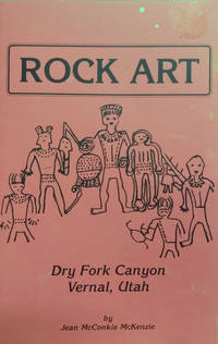 Rock Art:  Dry Fork Canyon, Vernal, Utah
