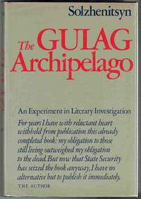 image of The Gulag Archipelago, 1918-1956: An Experiment in Literary Investigation  I-II