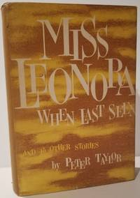MISS LEONORA WHEN LAST SEEN & Fifteen Other Stories