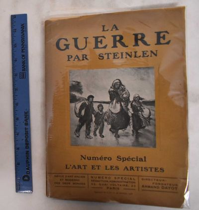 France`, 1918. Paperback. G age wear throughout..Cover has some tears. interior pages shwo some stai...