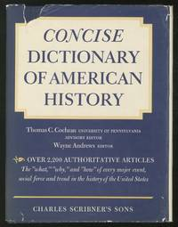 Concise Dictionary of American History