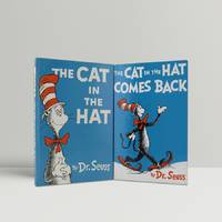 image of The Cat in the Hat [with] The Cat in the Hat Comes Back - First UK Edition 1958-1961