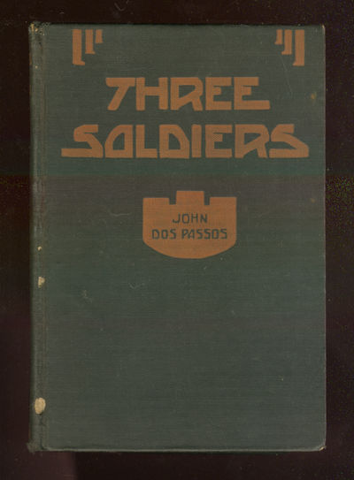 New York: Doran, 1921. Hardcover. Very Good. Reprint. Small chips to the spine else very good lackin...