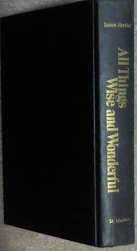 ALL THINGS WISE AND WONDERFUL BY JAMES HERRIOT -EDITION YEAR 1977-FREE SHIPPING