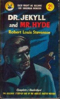 image of Dr. Jekyll and Mr. Hyde (and The Body-Snatcher)