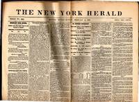 THE NEW YORK HERALD Newspaper; Whole Number 8921: Morning Edition, Monday, February 11, 1861