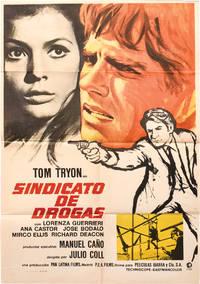 image of Persecucion hasta Valencia [Sindicato de drogas] (Original poster for the 1968 film)