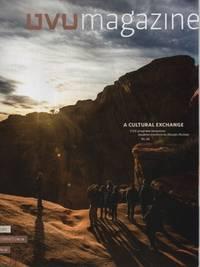 UVU Magazine, Volume 9, Issue 1, Spring 2017