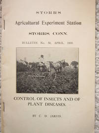 Control of Insects and of Plant Diseases