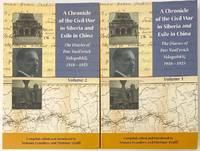 image of A chronicle of the Civil War in Siberia and exile in China: The diary of Petr Vasilʹevich Vologodskii, 1918-1925 [two-volume set]