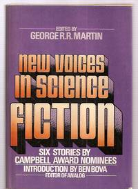 image of NEW VOICES IN SCIENCE FICTION: SIX STORIES BY CAMPBELL AWARD NOMINEES