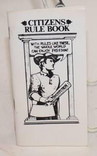 Citizens rule book