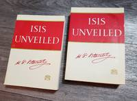 image of Isis Unveiled: A Master Key to the Mysteries of Ancient and Modern Science and Theology