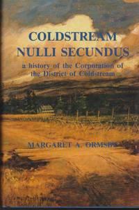Coldstream -  Nulli Secundus