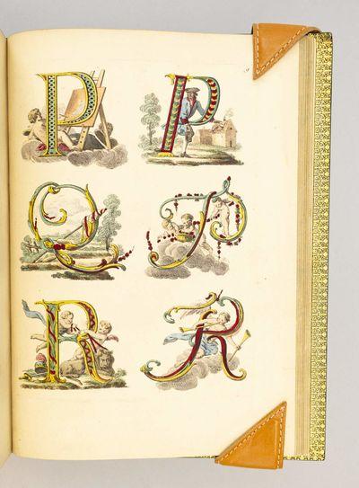 Paris: N. M. Tilliard, 1767. FIRST EDITION. 257 x 185 mm. (10 1/8 x 7 1/4