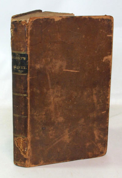 Hartford: Cooke & Co., 1830. Sixth Edition. Good+ in contemporary calf with gilt rules on the spine ...