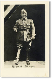 [Original Photograph] General Franco