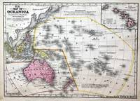 No 31 Map of Oceanica. No 32. Map of The Sandwich or Hawaiian Islands