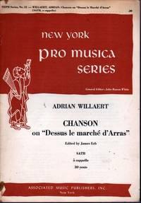 Chanson on Dessus Le Marche d'Arras
