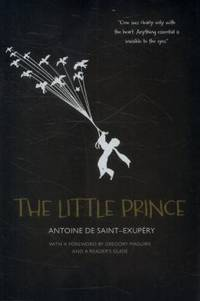 The Little Prince by  Antoine de Saint-Exupéry - Paperback - 2013 - from ThriftBooks (SKU: G0547978847I5N00)