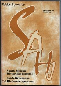SOUTH AFRICAN HISTORICAL JOURNAL.