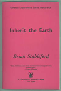INHERIT THE EARTH by  Brian M Stableford  - First edition  - 1998  - from L. W. Currey, Inc. (SKU: 139978)