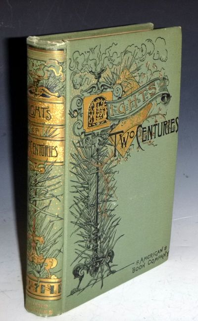 New York; (1887): American Book Co. Octavo. Frontispiece, 603pp. Illustrated with fifty portraits. B...