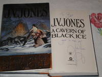 A Cavern Of Black Ice: Signed by  J. V  J. V. (Julie Victoria);Jones - Signed First Edition - 1999 - from skylarkerbooks (SKU: 008303)