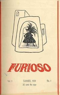 FURIOSO - A MAGAZINE OF VERSE by Furioso - Hardcover - 1948 - from William Reese Company - Literature ABAA-ILAB (SKU: WRCLIT68239)