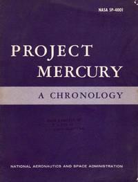 Project Mercury a Chronology (SP-4001)