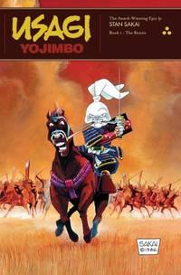 Usagi Yojimbo Book 1 SC: The Ronin