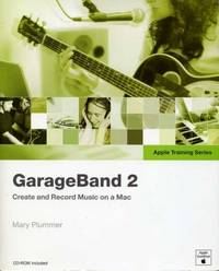 image of Apple Training Series : Garage Band 2 : CD Included