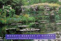 image of Monet's Gardens at Giverny: Photographs by Elizabeth Murray: A Book of Postcards