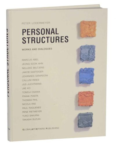 New York: GlobalArt Affairs Publishing, 2003. First edition. Hardcover. 175 pages. Text by Lodermeye...