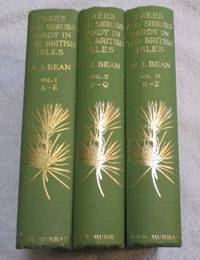 Trees and Shrubs Hardy in the British Isles - 3 Volumes Complete