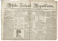 The Rhode Island Republican. Volume 25, no. 44