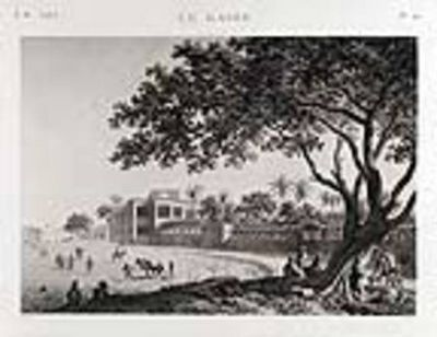 Paris, 1830. Copper engraving. Very good condition, apart from the title-area having been trimmed aw...